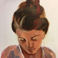 Schilderijen van Petra Kille